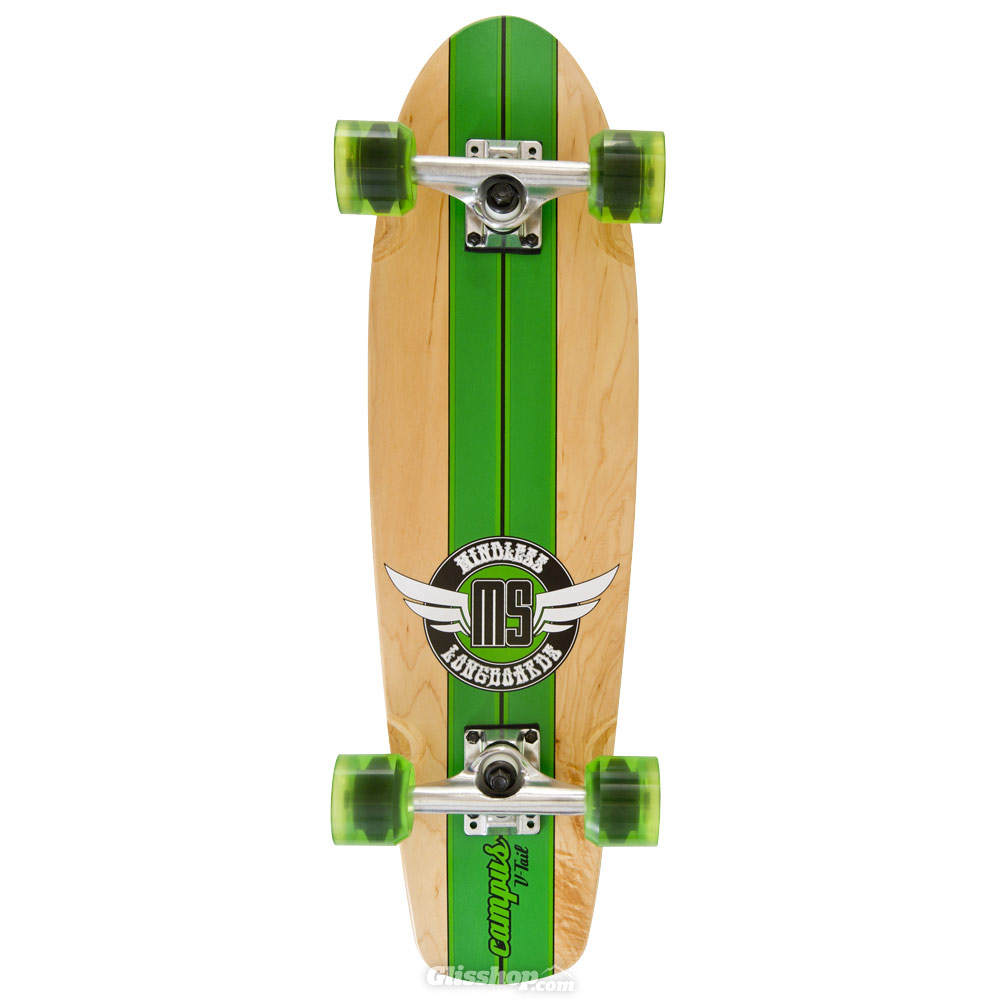 Mindless Campus V-Tail Green