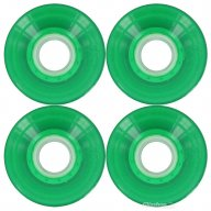 Globe Bantam Wheel Clear Kelly Green