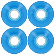 Globe Bantam Wheel Clear Light Blue
