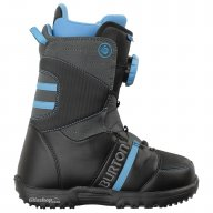 Burton Zipline Black Gray Blue