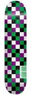 Speed Demons Checkerboard Grid V2