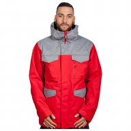 B.Snowboard Blouson Covert Campfire/Heather Bog