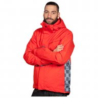 Quiksilver Blouson Mission Plus fiery Red Rqfo