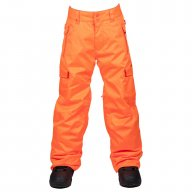 Quiksilver Pant Porter Boy Shocking Orange Nlho