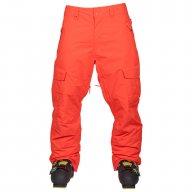 Quiksilver Pant Porter Shocking Orange Nlho