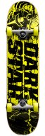 Darkstar Splatter Youth Yellow