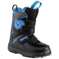 Burton Grom Black Gray Blue