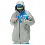 Picture Blouson Together Softshell Tall Grey