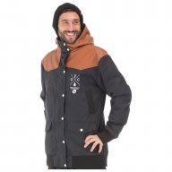 Picture Blouson Rugged Tall Black