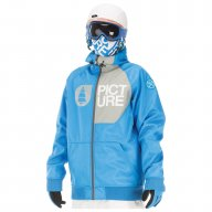 Picture Blouson Together 2 Blue
