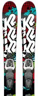 K2 Fastrack2 4.5 White Black